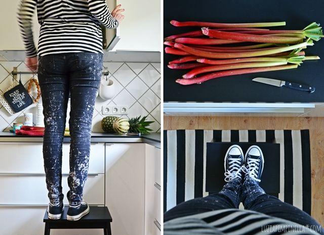 Ikea küchenfüße ~ Ikea kuche schwarz weiss hausdesign paasprovider