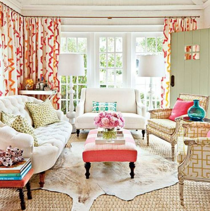 13 SWEET ADDITIONS FOR YOUR LIVING ROOM Living rooms, Room and - southern living living rooms