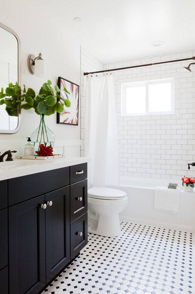 This Versatile Vintage Classic is Back \ in Bathrooms Everywhere - vintage bathroom ideas