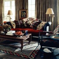 Home decor: Five fall favorites- #1 Quilts | Living room ...