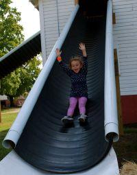 Cheap Slide Idea | diy | Pinterest | Playground, Backyard ...