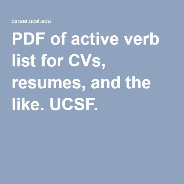 resume verbs list best 25 adjective word list ideas on pinterest