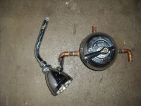 Vintage 1950's Speakman Anystream Shower Head No 1 with