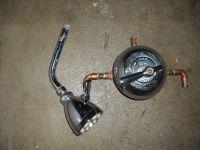 Vintage 1950's Speakman Anystream Shower Head No 1 with ...