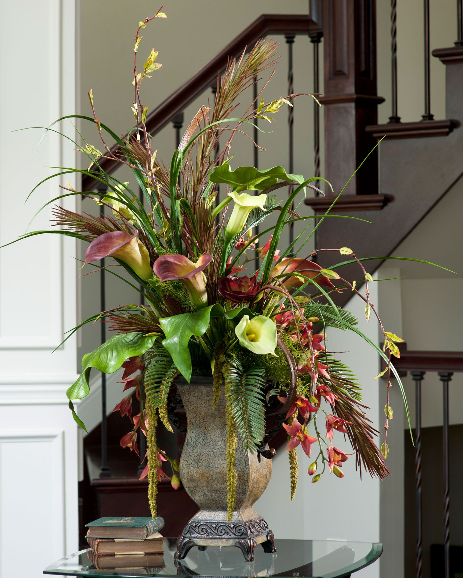 Fake Floral Arrangements For Home 7415d5eea139eb39e3040fe96bf25137 Jpg