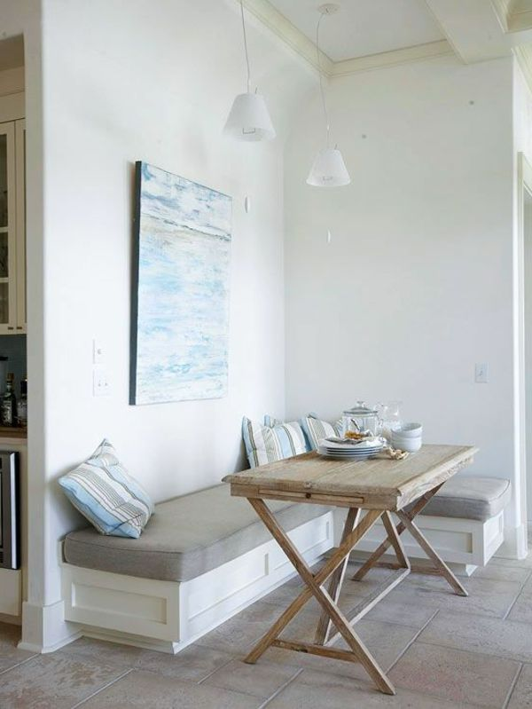 Perfect Eckbank In Wei Eckbank Pinterest Live Dining Room And Kitchen  Eckbank Modern Wei Grau With Eckbnke Fr Kchen With Eckbnke Fr Kchen