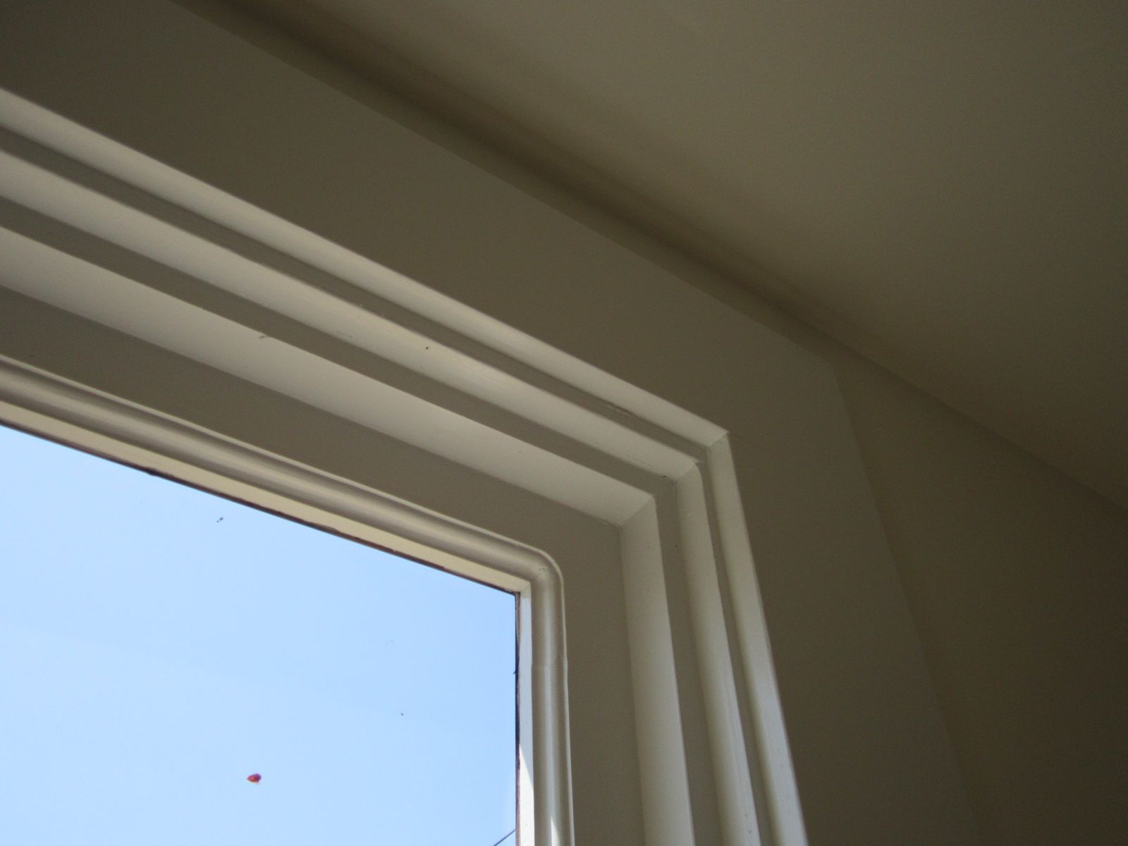 Contemporary window trim ideas contemporary interior window trim revisiting white paint