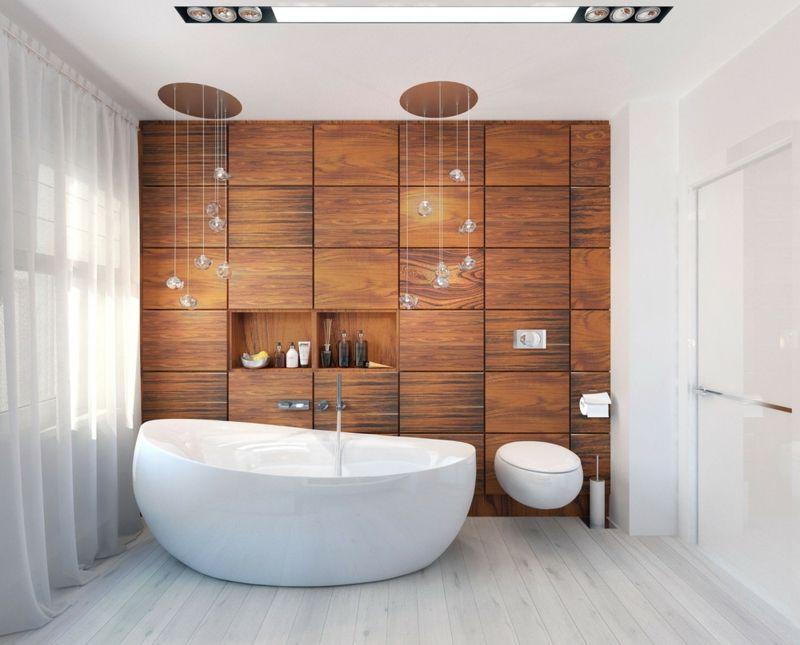 Eingebaut Freistehende Badewanne Luxus Badezimmer Bäder   Luxus Badezimmer
