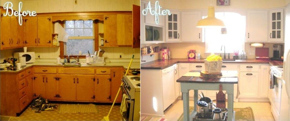 small kitchen makeover ideas on a budget Roselawnlutheran - kitchen makeover ideas