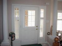 Front Door Blinds And Front Doors Creative Ideas: Front ...