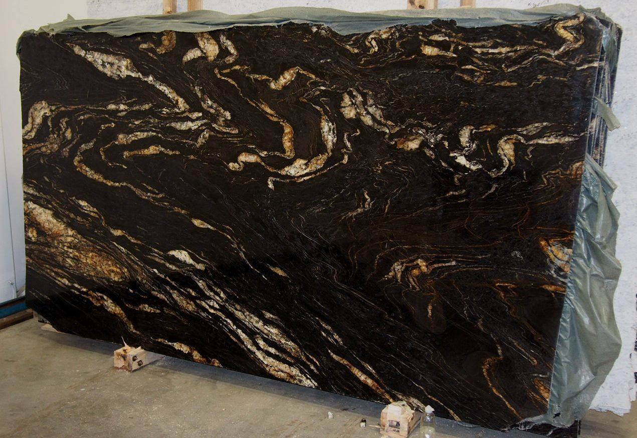 Black Titanium Granite Countertops Titanium Granite Slab Sold By Milestone Marble Size 66