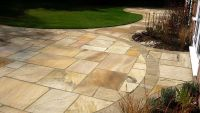 25 Great Stone Patio Ideas for Your Home | Patios, Small ...
