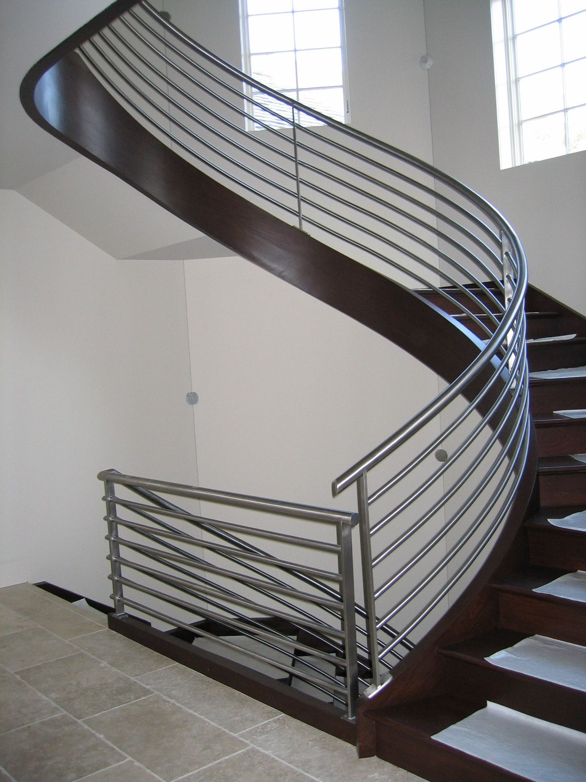 Simple Stairs Design Furniture Spiral Staircase Designs Ideas Photos With