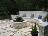Austin Outdoor Fire Pits, Outdoor Limestone Fire Pit ...