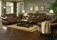 Best 25+ Brown leather sofa bed ideas on Pinterest | Brown ...