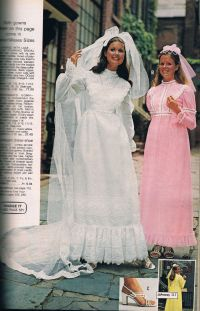Penneys catalog 1973 | Vintage Bridal and Bridesmaid ...