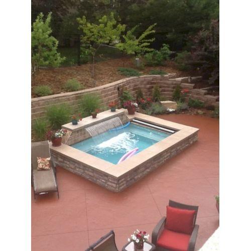 Medium Crop Of Coolest Backyard Pools