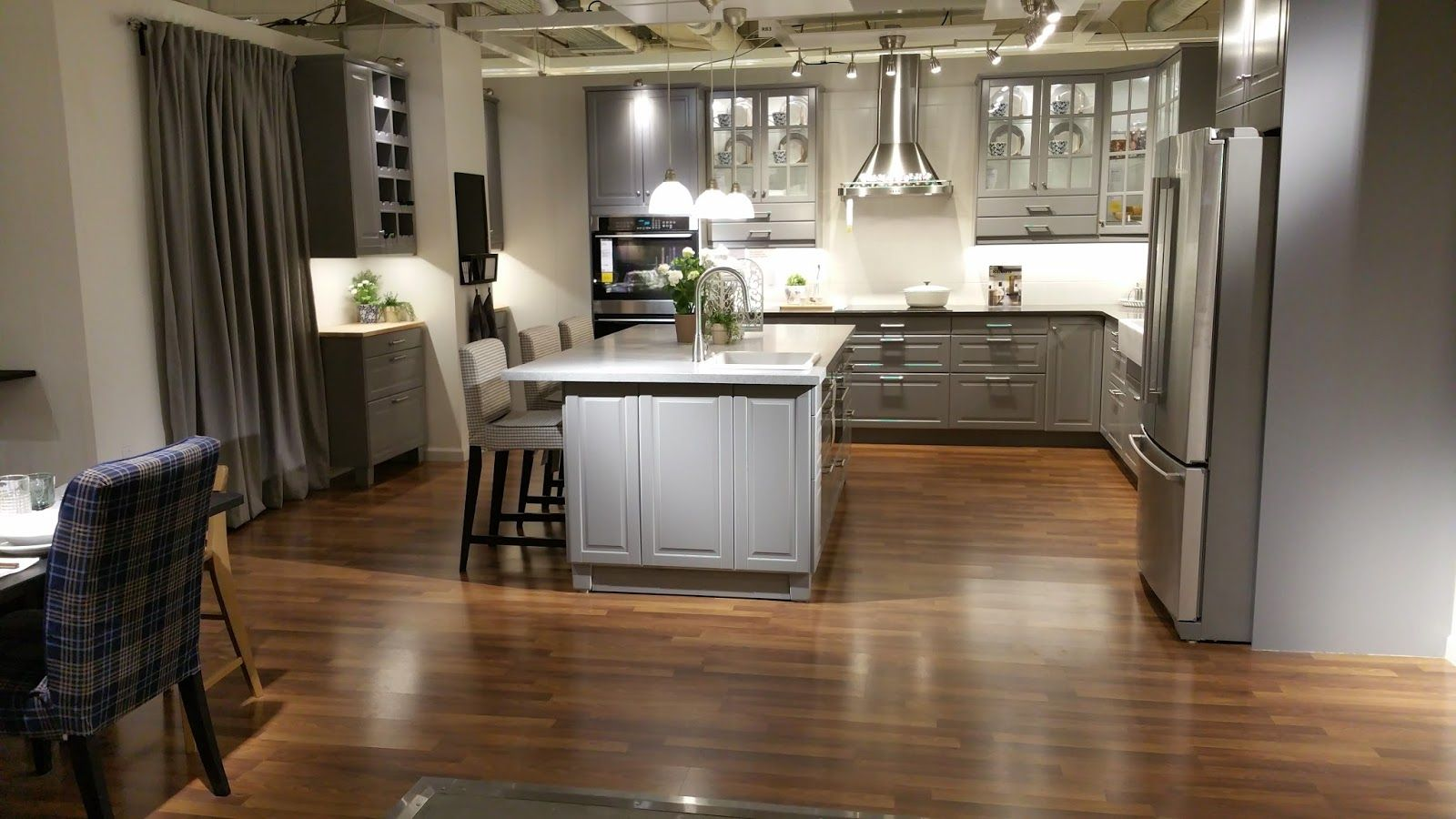 Bodbyn Kücheninsel Bodbyn Grey Kitchen Google Search Ikea Bodbyn Grey