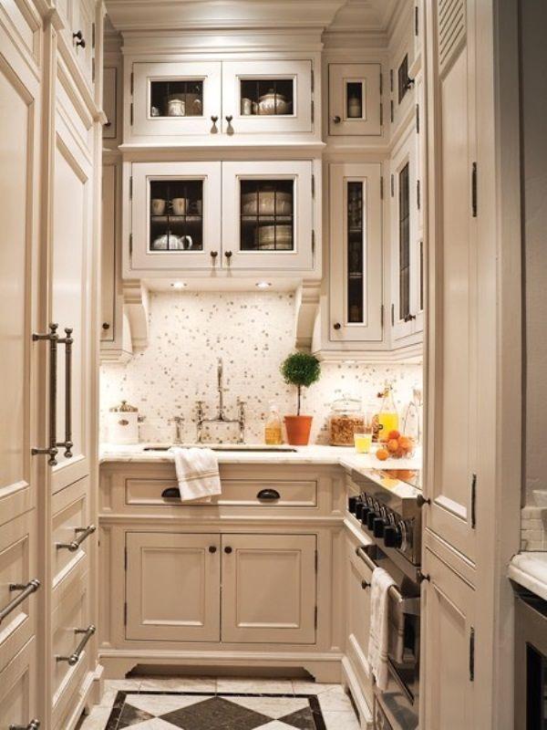 30 Best Small Kitchen Design Ideas Kitchen design, Kitchens and - small kitchen remodel ideas