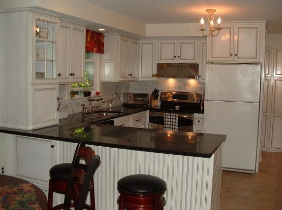 Image detail for -small U shaped kitchen design Simple style Small - u shaped kitchen design