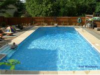 Inground Pool Rectangle 16x32 | Pools | Pinterest ...
