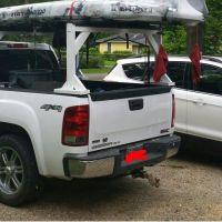 Kayak Truck Rack | Fishing | Pinterest | Kayak truck rack ...