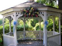 Outdoor weddings wedding gazebo decorating ideas outdoor