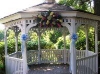 Outdoor weddings wedding gazebo decorating ideas outdoor ...
