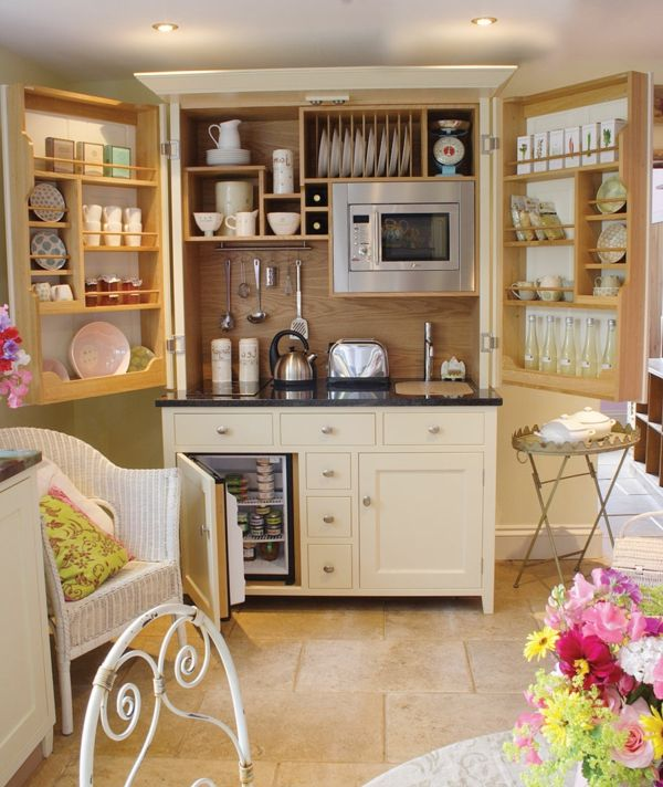kleine wohnungen einrichten kleine küche gestalten 1 - moderne kuche gestalten