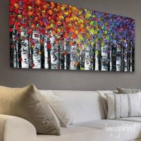 Abstract Wall Art Print Large Abstract Art by ...