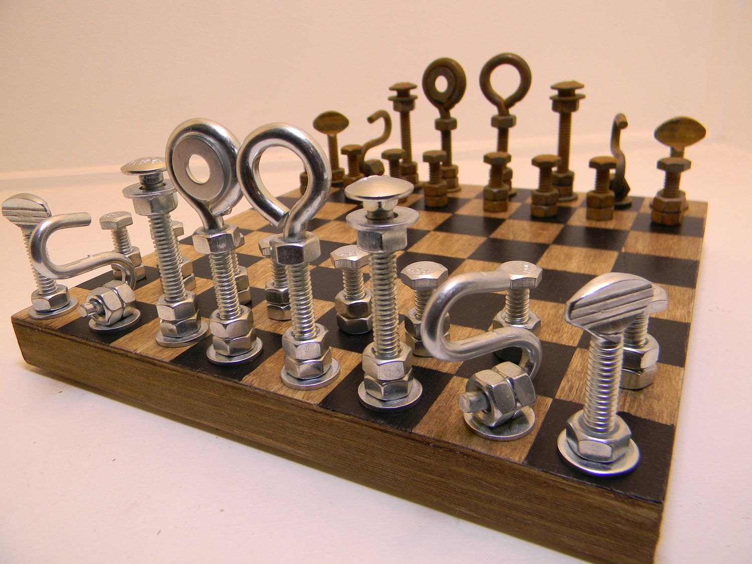 Chest Game Set Hardware Chess Set Chess Sets Chess And Hardware