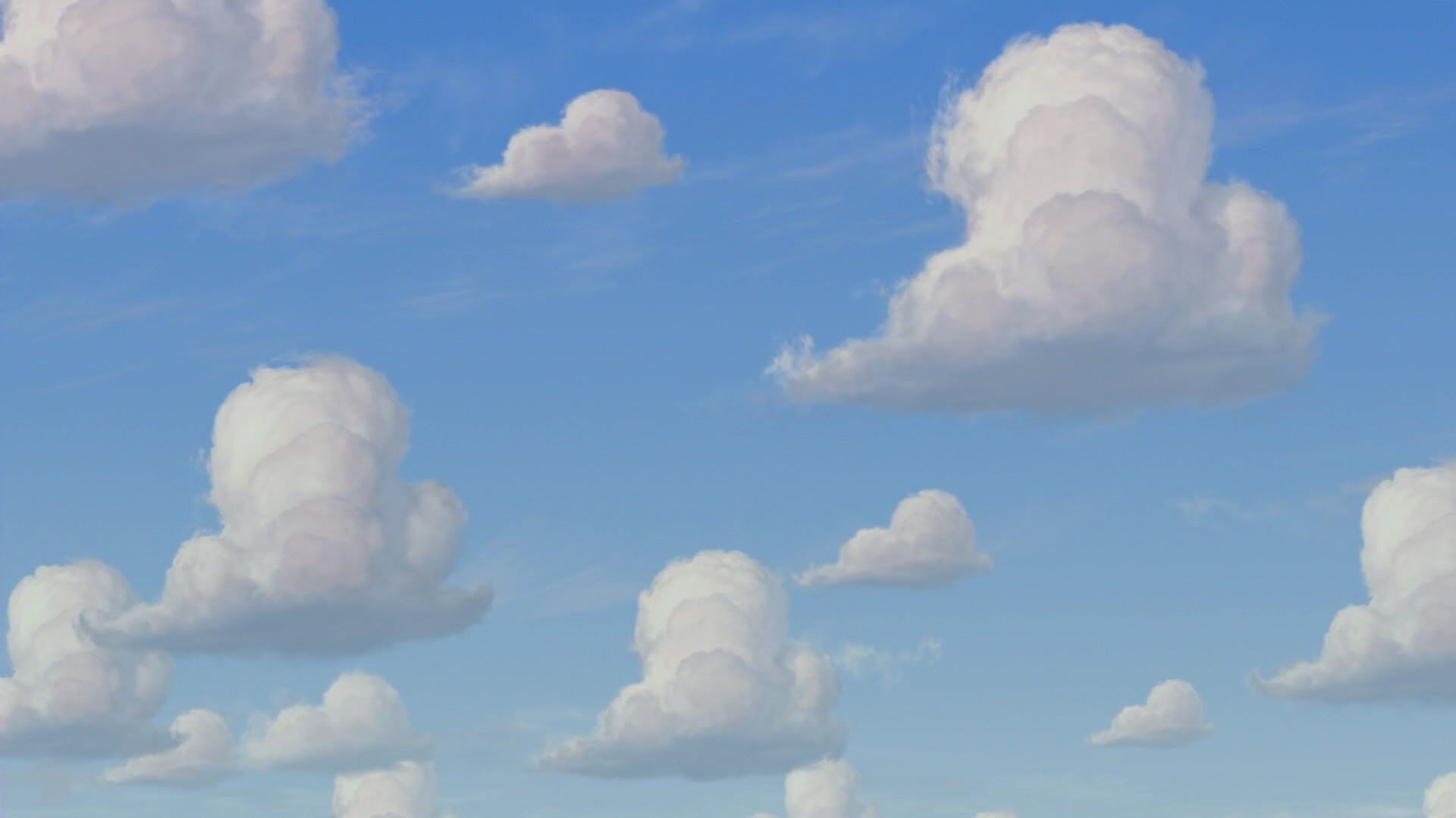 Cloud Wallpaper For Bedroom Andy 39s Bedroom Wallpaper Animated Toy Story