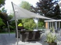 diy back yard canopy | Do it Yourself Outdoor Canopy ...