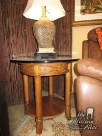 Tropical Style End Tables | Bindu Bhatia Astrology