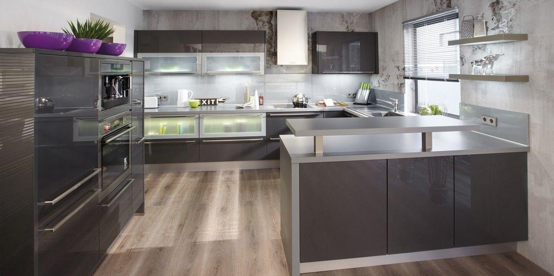 Nobilia #bucatarii #bucatarii Nobiliaro #high Gloss #kitchen   Moderne  Kuchen