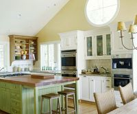Vaulted Ceiling Kitchen Ideas Pictures