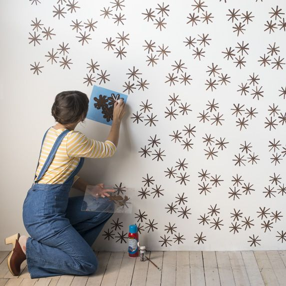 12 Fascinating DIY Wall Painting Ideas To Refresh Your Walls - designs for walls