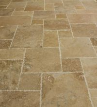 BuildDirect: Travertine Tile Antique Pattern Travertine