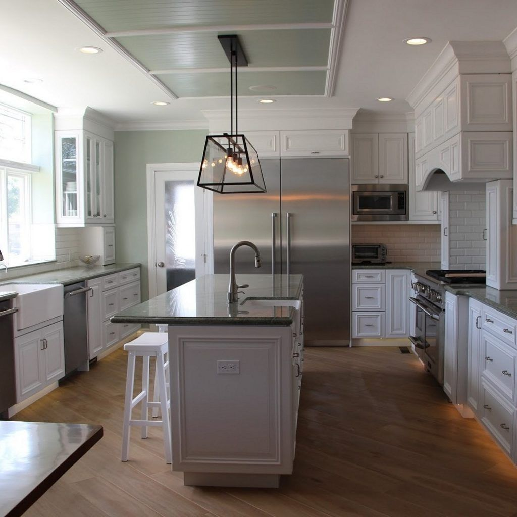 Safest Countertops Light Grey Kitchen Cabinets With Dark Countertops Home Safe