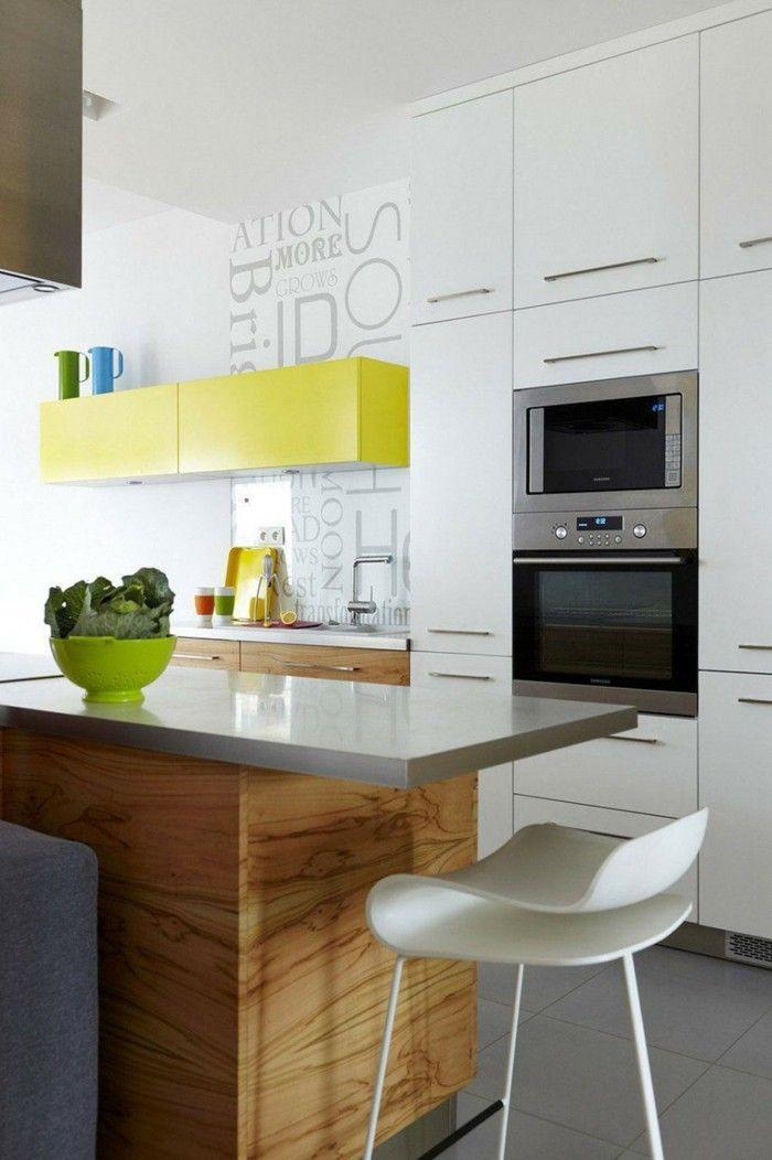 küche einrichten küche gestalten küchenideen Küche Möbel - moderne kuche gestalten