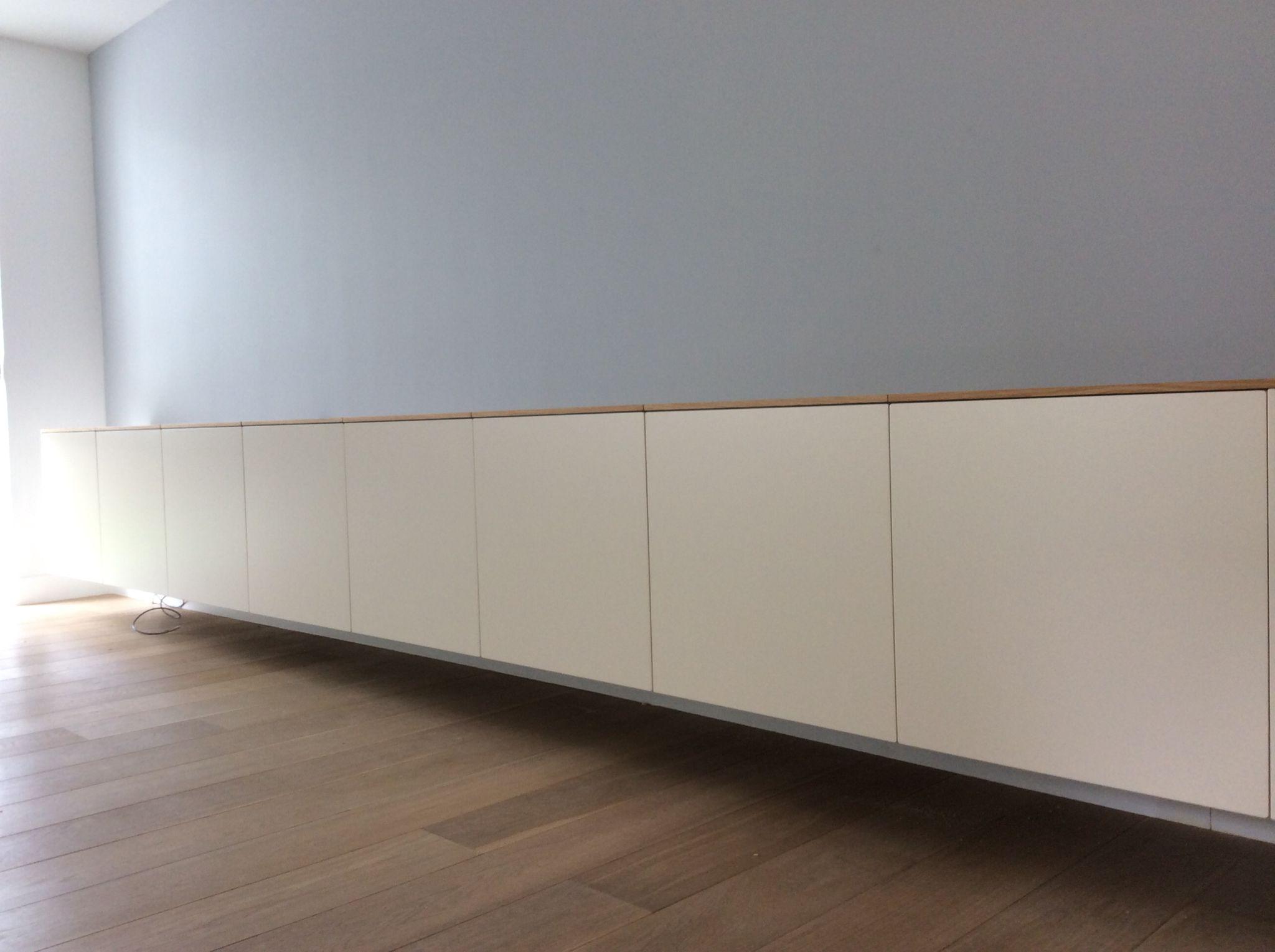 Zwevende Kast Ikea : Ikea wandplank slaapkamer slaapmaker make over deel