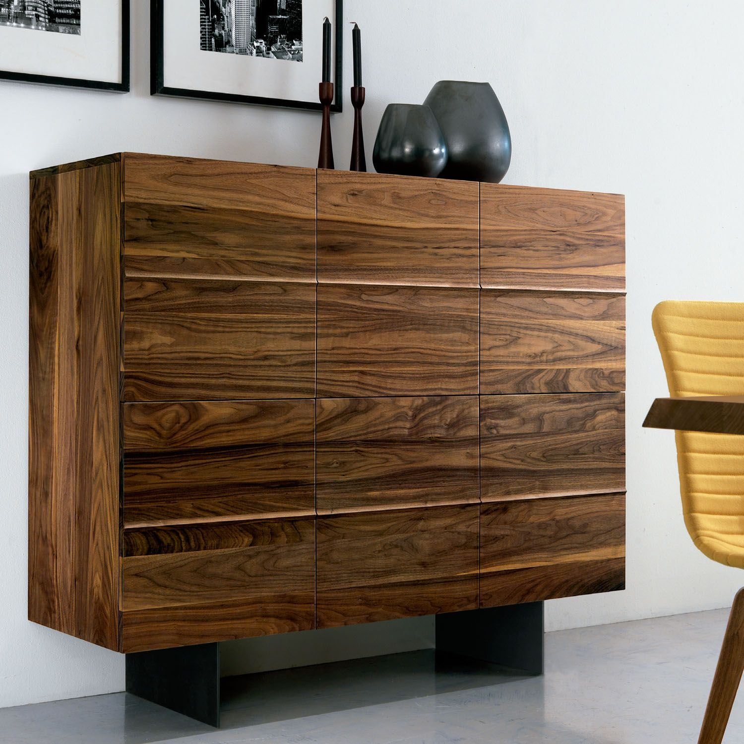 Mueble Madera Natural Aparador Horizon De Oliver B Group Pon Este Bonito
