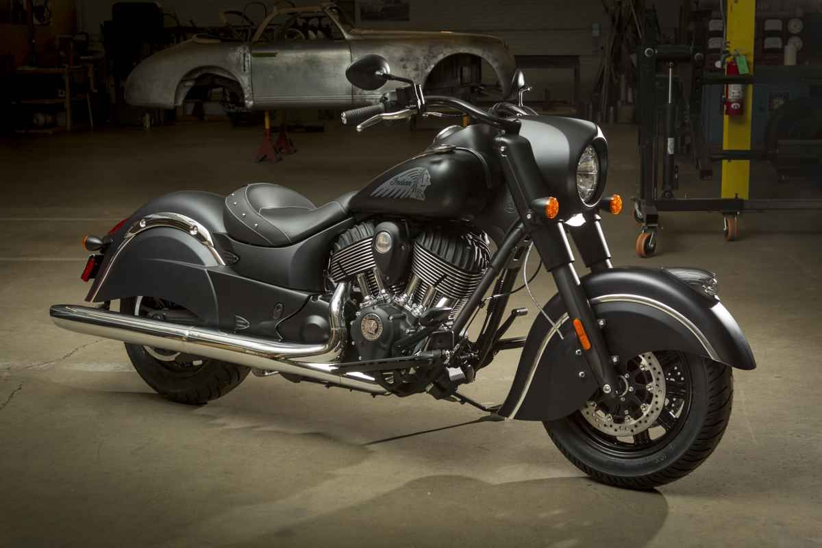2016 indian motorcycles chief dark horse first ride review