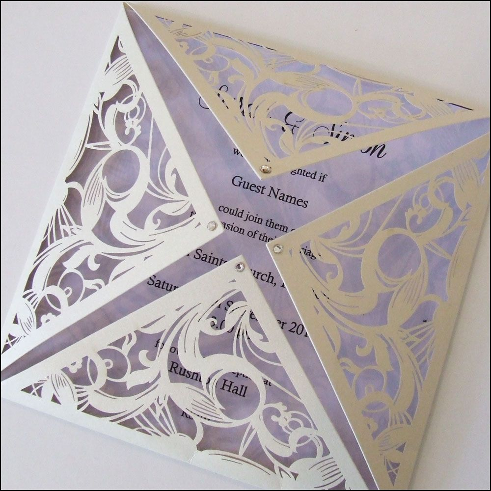 wedding invitations with pictures Very Creative Wedding Invitations http www ikuzowedding com very