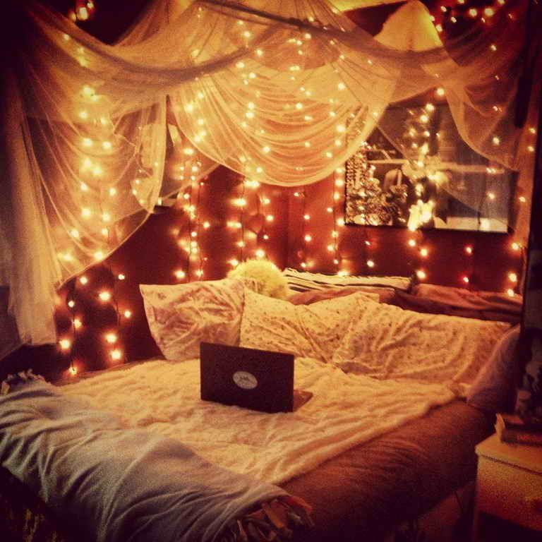 Bedroom IdeasMagical Bedroom Decor With Light Design Magical - bedroom theme ideas