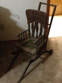 Antique Baby High Chair Prices | Antique Furniture