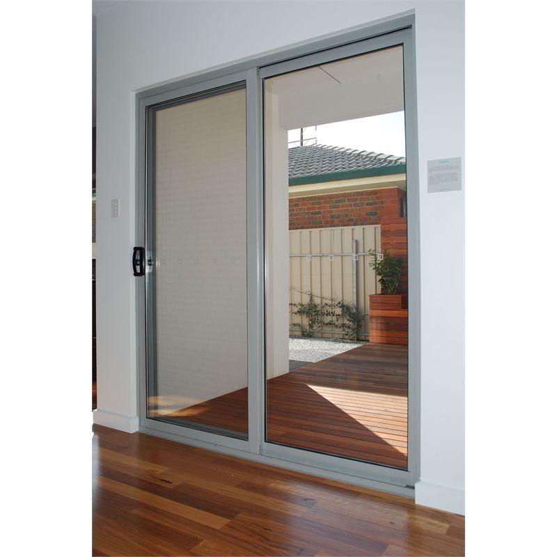 Polar 2145 x 1800 Aluminium Double Glazed Sliding Door Kit