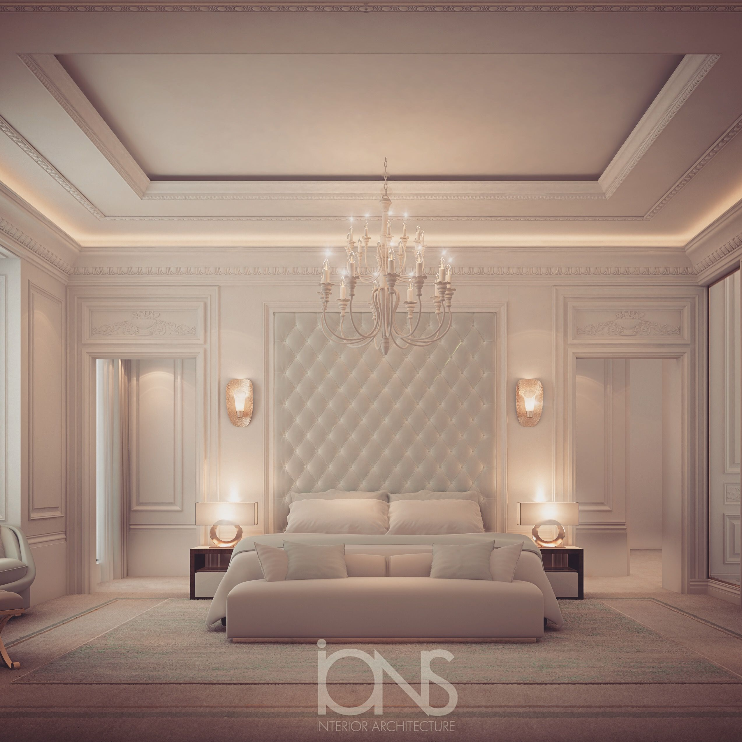 Interior Bed Room Design Bedroom Interior By Ions Design Bedroom Designs By Ions