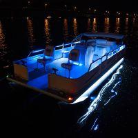 Overtons 24 Flex Track LED Light Kit For Pontoon Boats ...