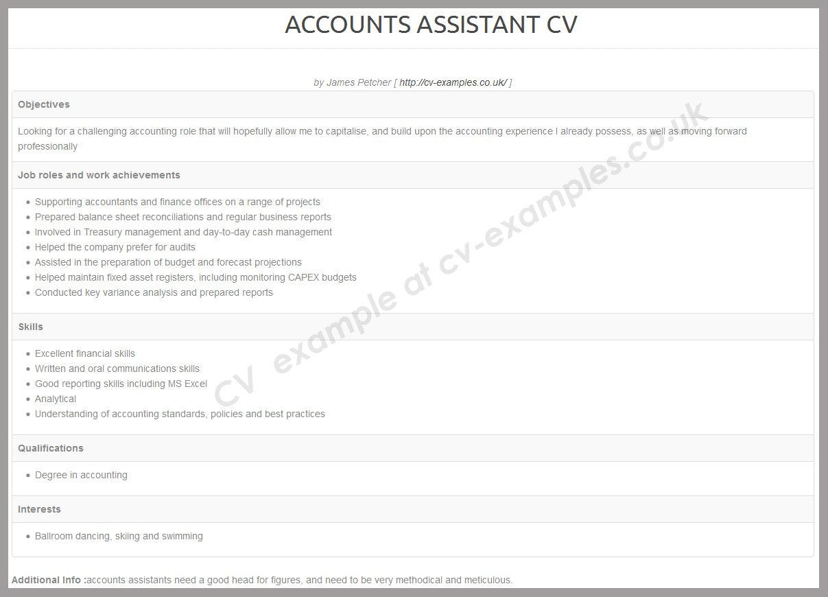 accounts manager resume model sample customer service resume accounts manager resume model financial manager resume example accounts assistant cv cv examples cv examples